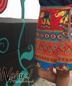 Faldas hindues en cali