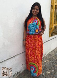 Vestidos hindúes mándalas en cali