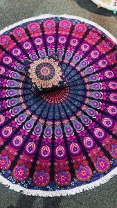 telas mantas mandalas hindues en cali valle