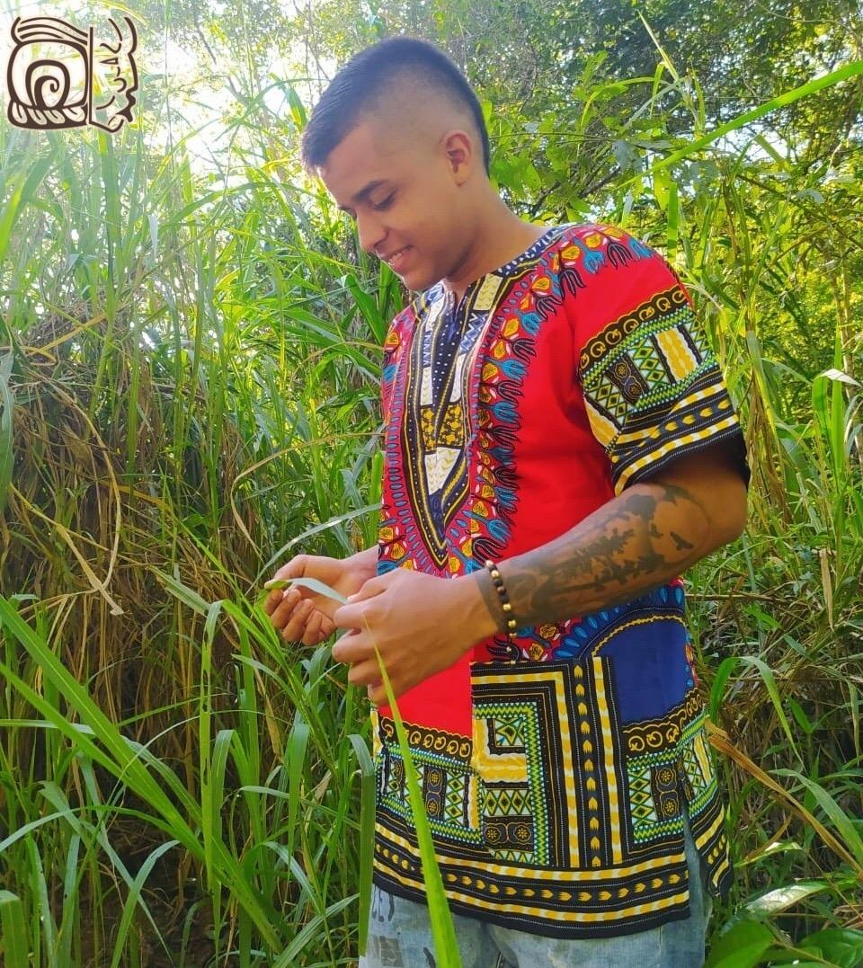 camisas africanas en colombia