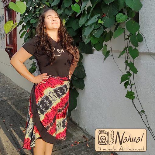 Falda batik Cali