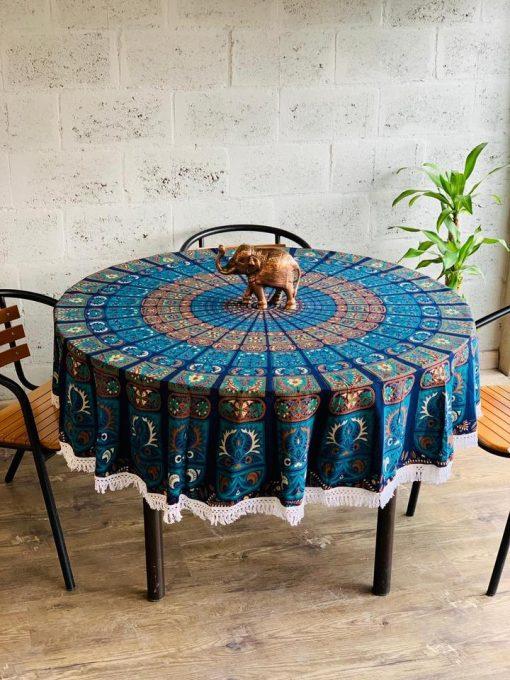 Mandalas en Cali, telares hindúes en Cali